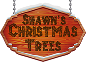 Shawns Christmas Trees Logo